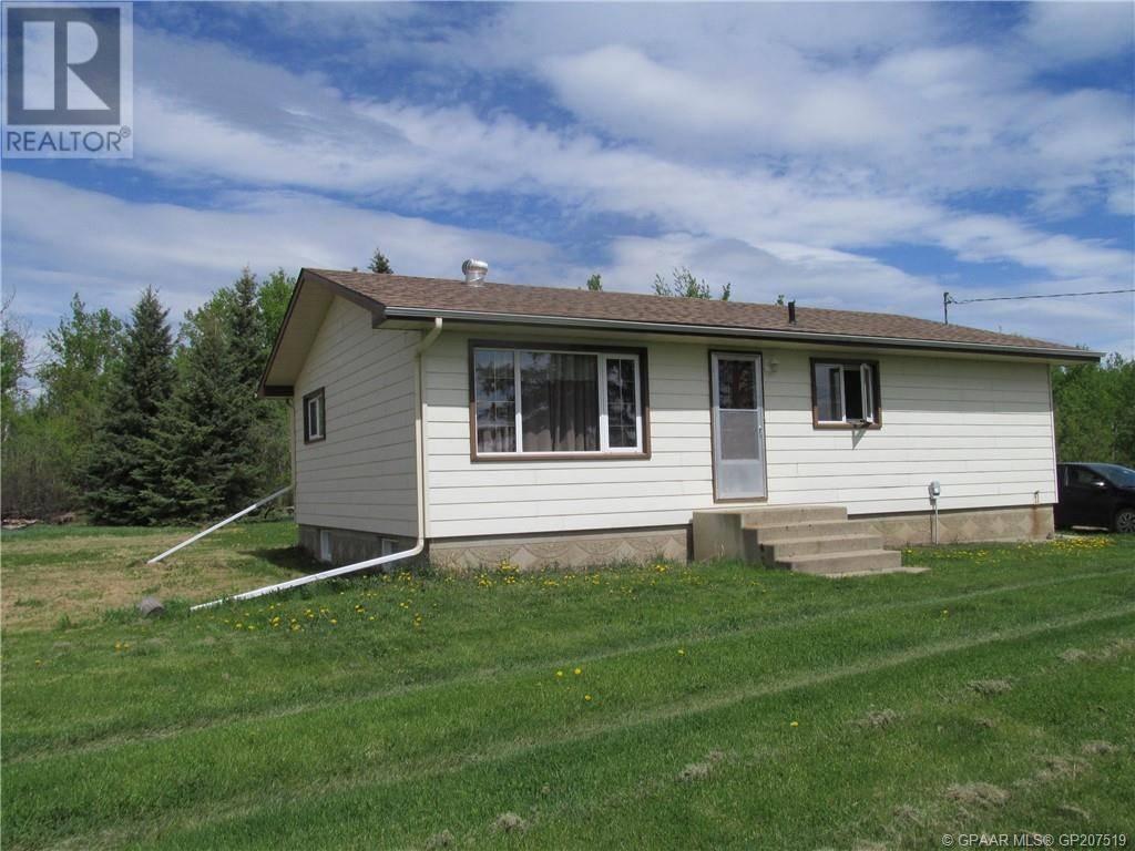 Home for sale at 711045 Range Road 105  South Beaverlodge Alberta - MLS: GP207519