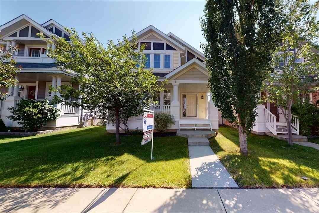 House for sale at 7111 19a Av SW Edmonton Alberta - MLS: E4209957