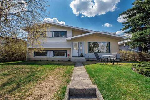 House for sale at 7111 87 Ave Nw Edmonton Alberta - MLS: E4156084