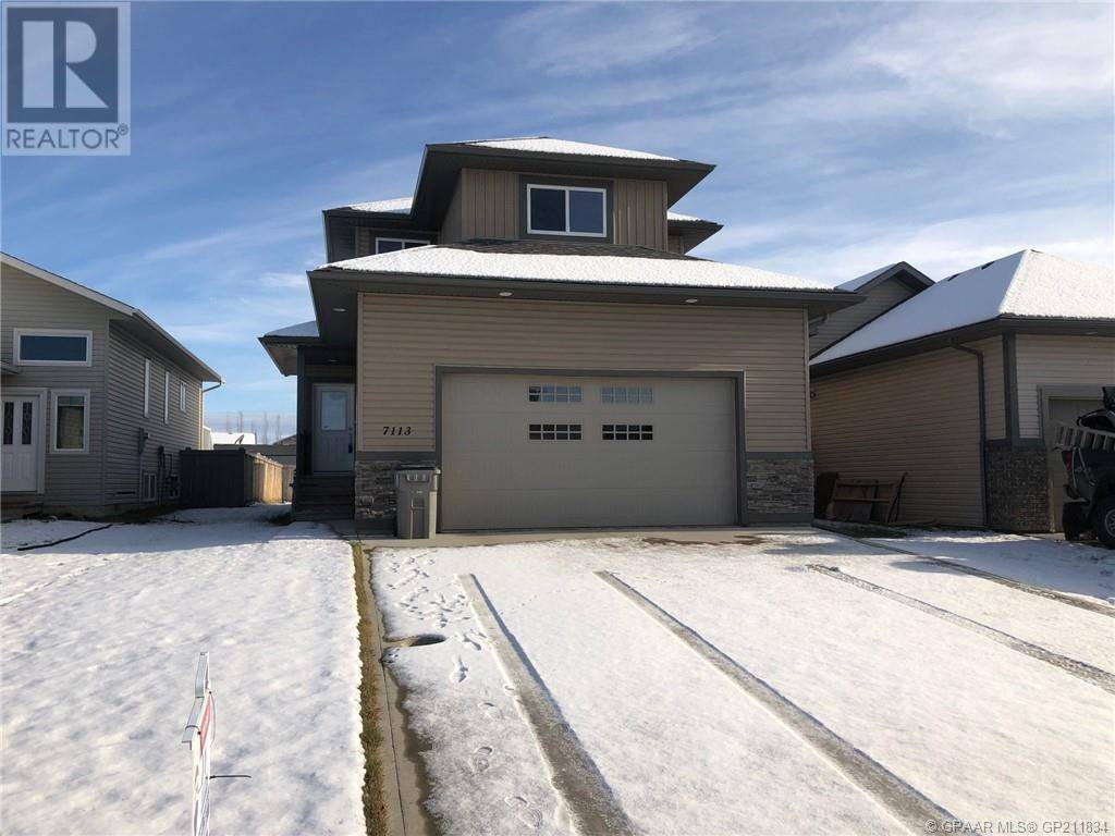 House for sale at 7113 115b St Grande Prairie Alberta - MLS: GP211834
