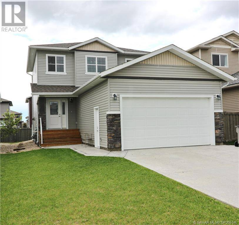 House for sale at 7113 87b St Grande Prairie Alberta - MLS: GP206146