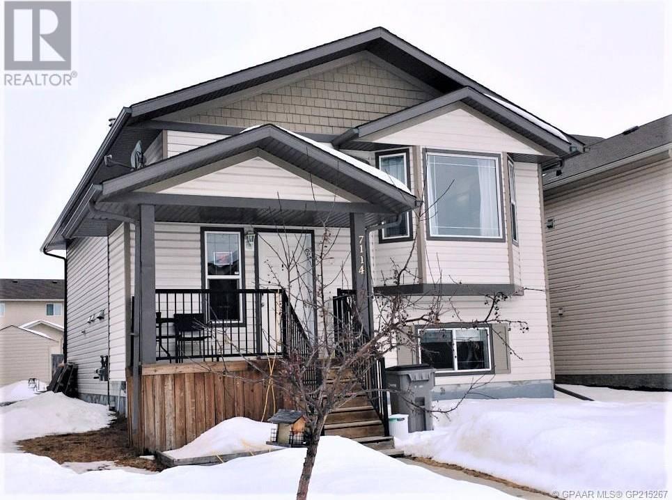 Townhouse for sale at 7114 88a St Grande Prairie Alberta - MLS: GP215267