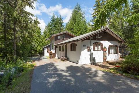 House for sale at 7119 Nesters Rd Whistler British Columbia - MLS: R2420807