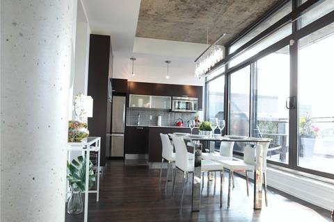 Apartment for rent at 10 Morrison St Unit 712 Toronto Ontario - MLS: C4695438
