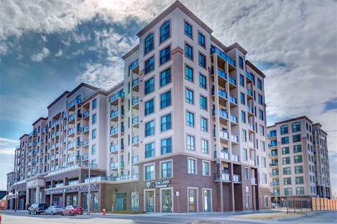 Condo for sale at 2486 Old Bronte Rd Unit 712 Oakville Ontario - MLS: W4737086