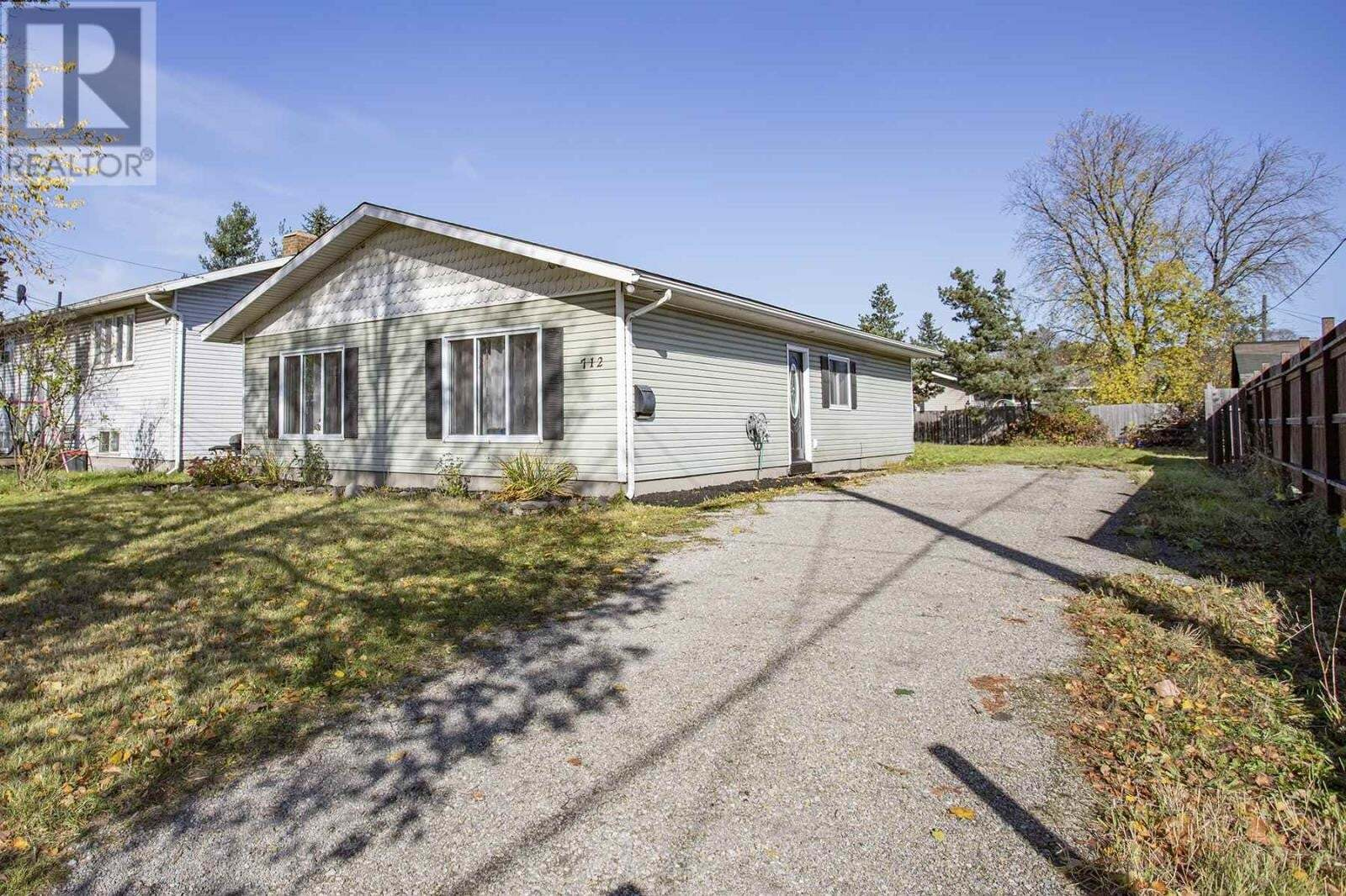 House for sale at 712 Dyment St Sault Ste. Marie Ontario - MLS: SM130057