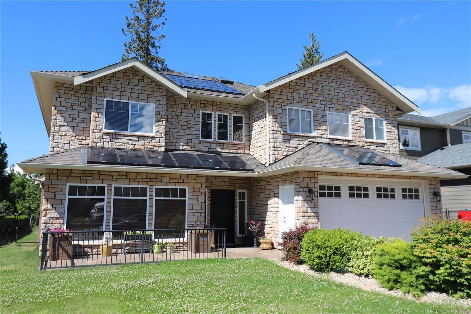 House for sale at 712 Mcclure Rd Kelowna British Columbia - MLS: 10190894