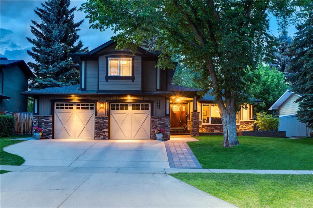 Sold: 712 Willingdon Boulevard Southeast, Calgary, AB
