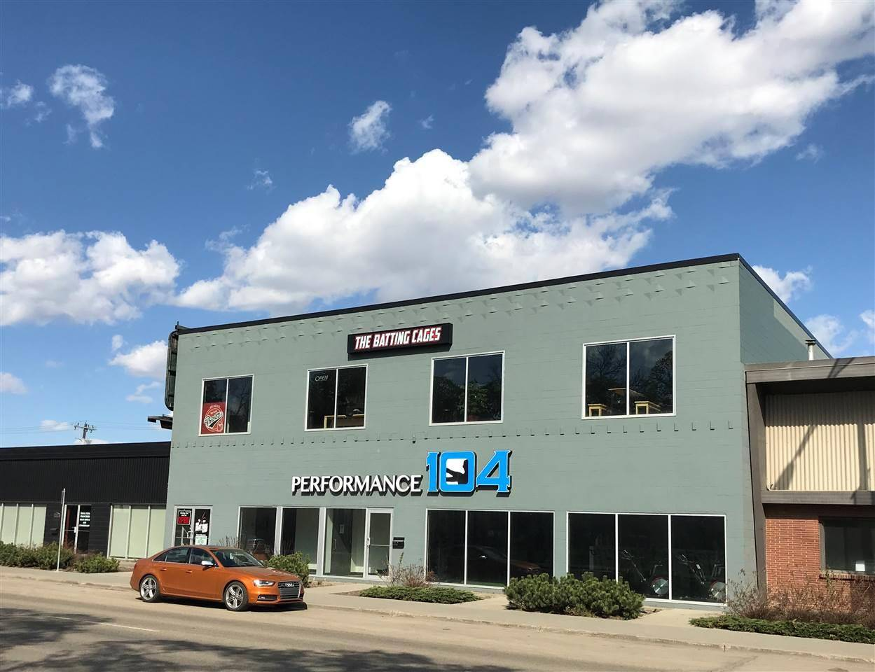Commercial property for sale at 7121 104 St Nw Edmonton Alberta - MLS: E4112374