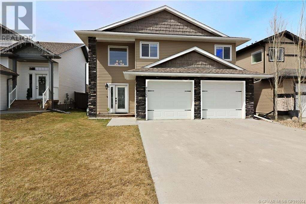 House for sale at 7122 87b St Grande Prairie Alberta - MLS: GP215564