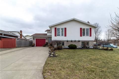 House for sale at 7122 Harovics Ln Niagara Falls Ontario - MLS: 30727097