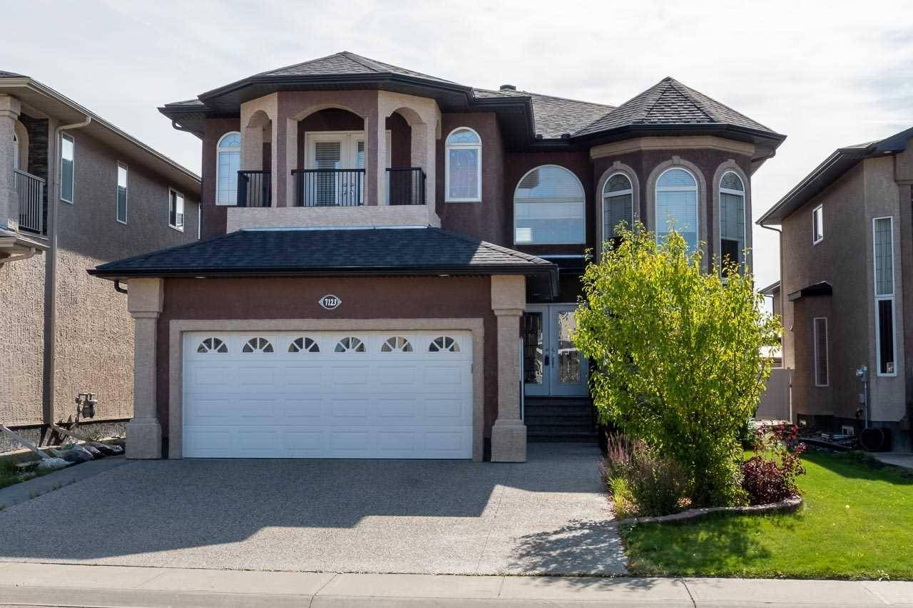 House for sale at 7123 170 Ave Nw Edmonton Alberta - MLS: E4174129