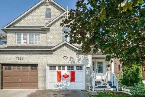 Townhouse for sale at 7128 Magistrate Terr Mississauga Ontario - MLS: W4899615