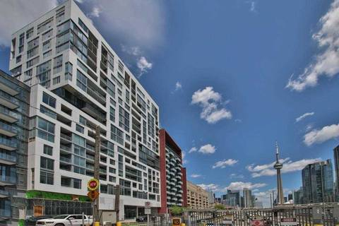 Apartment for rent at 576 Front St Unit 712E Toronto Ontario - MLS: C4489377