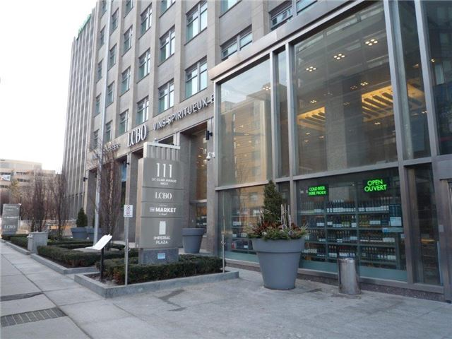 Sold: 713 - 111 St Clair Avenue, Toronto, ON