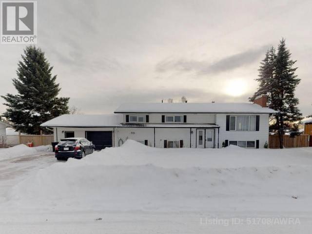 House for sale at 713 5 Ave Ne Slave Lake Alberta - MLS: 51708