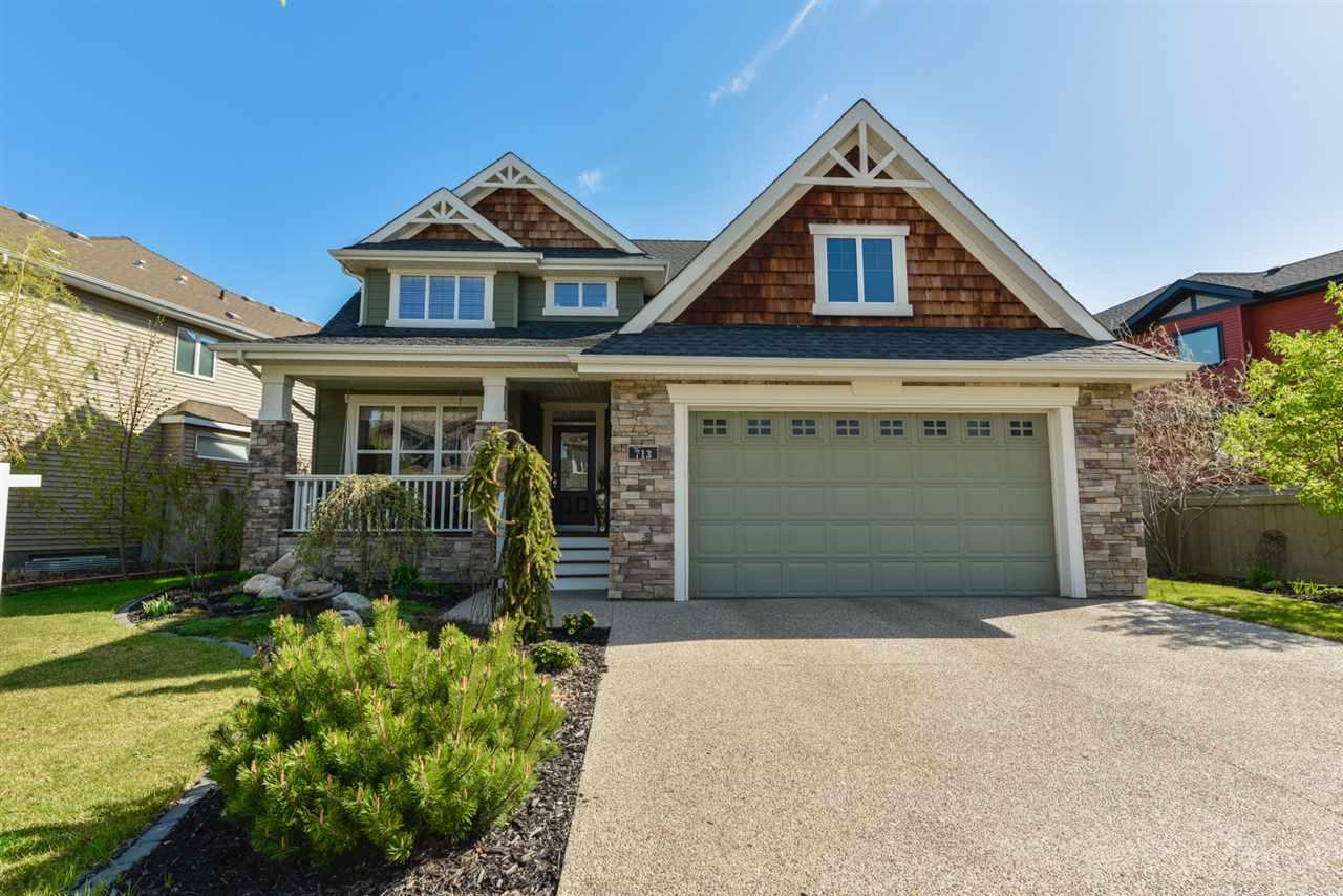 For Sale: 713 Caine Boulevard, Edmonton, AB | 3 Bed, 2 Bath House for $659,000. See 30 photos!