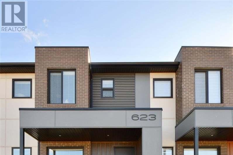Townhouse for sale at 713 Evergreen Blvd Saskatoon Saskatchewan - MLS: SK828234