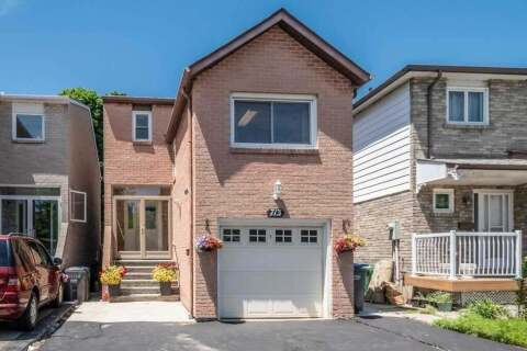 House for sale at 713 Galloway Cres Mississauga Ontario - MLS: W4795438