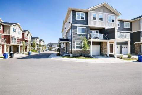 Townhouse for sale at 713 Skyview Ranch Gr NE Calgary Alberta - MLS: A1031494