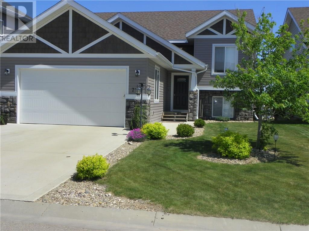 For Sale: 7131 Henners Road, Lacombe, AB | 4 Bed, 3 Bath House for $455,000. See 29 photos!