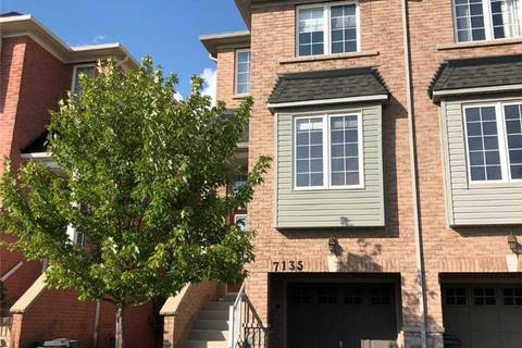 Townhouse for sale at 7135 Fairmeadow Cres Mississauga Ontario - MLS: W4633900