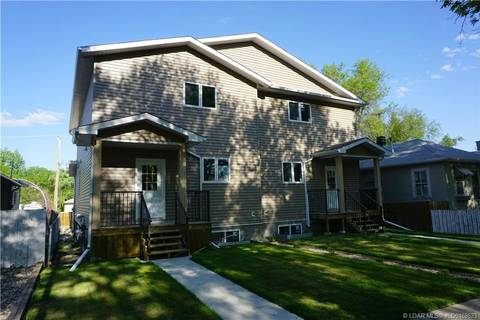 Townhouse for sale at 714 12b St N Lethbridge Alberta - MLS: LD0168623