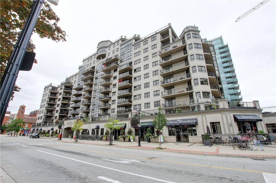 Apartment for rent at 399 Elizabeth St Unit 714 Burlington Ontario - MLS: H4071257