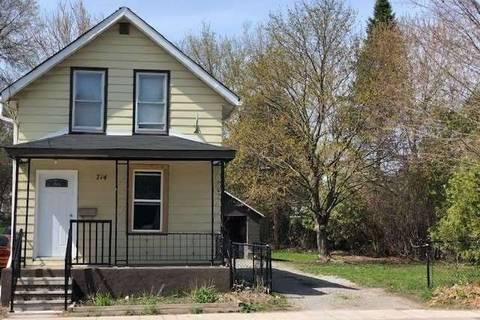 House for sale at 712 - 714 Chamberlain St Otonabee-south Monaghan Ontario - MLS: X4487832