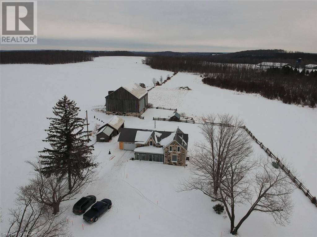 House for sale at 714 Allenford Rd South Bruce Peninsula Ontario - MLS: 241733