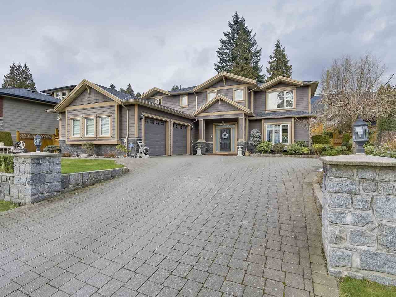 For Sale: 714 Donegal Place, North Vancouver, BC   6 Bed, 6 Bath House for $3,488,000. See 20 photos!