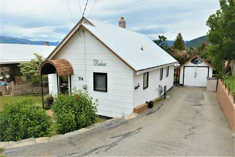 House for sale at 714 Ibbitson St Creston British Columbia - MLS: 2438329
