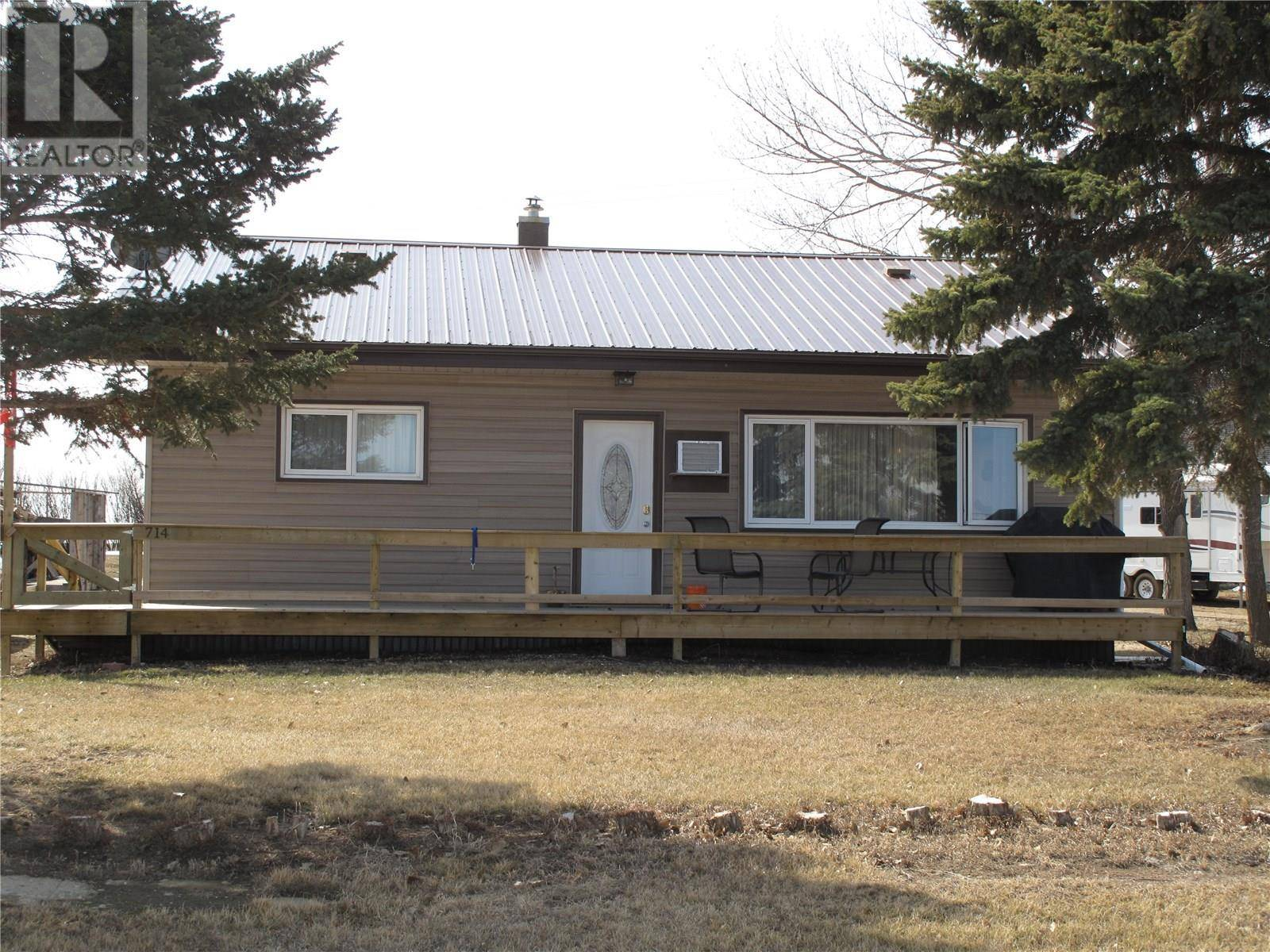 House for sale at 714 Railway Ave Pangman Saskatchewan - MLS: SK763811