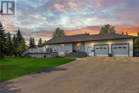 House for sale at 714028 Range Road 65  Grande Prairie Alberta - MLS: GP207716