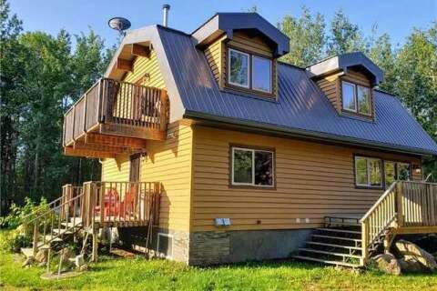 House for sale at 714035 Rg Rd 165  Wandering River Alberta - MLS: FM0175065