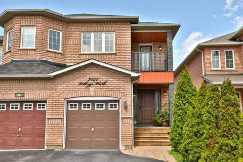 Townhouse for sale at 7141 Village Wk Mississauga Ontario - MLS: W4522473