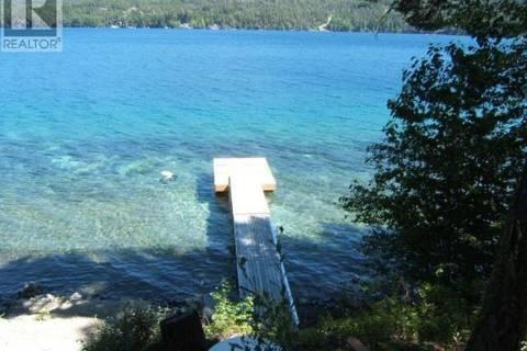 Home for sale at 7142 Gun Lake Rd W Lillooet British Columbia - MLS: 148840