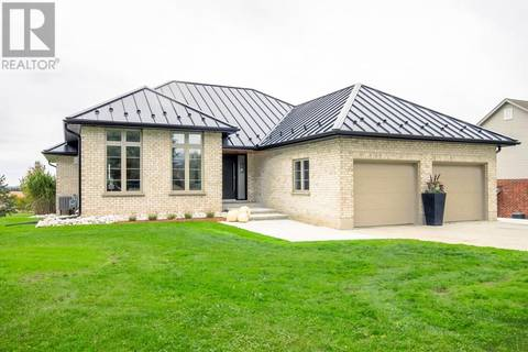 House for sale at 714565 Middletown Line Oxford Centre Ontario - MLS: 159592