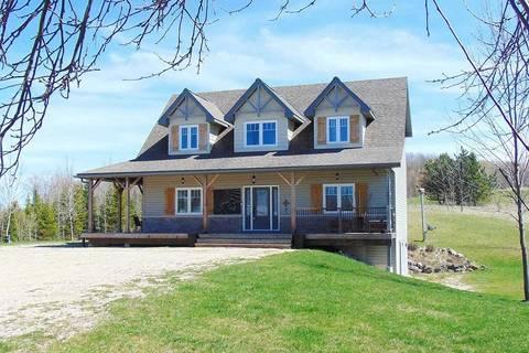 House for sale at 714606 Irish Lake Rd Grey Highlands Ontario - MLS: X4359435