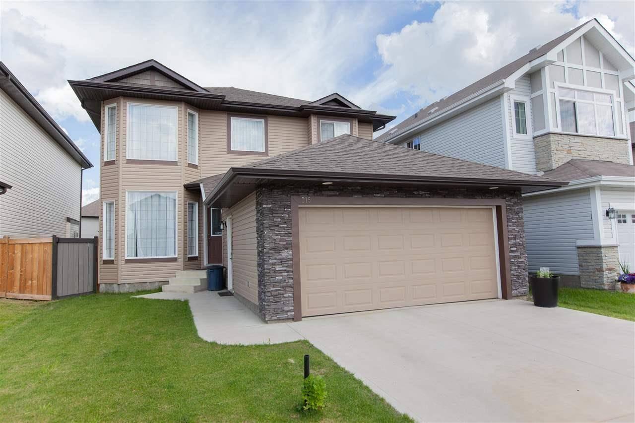 House for sale at 715 179 St Sw Edmonton Alberta - MLS: E4166407