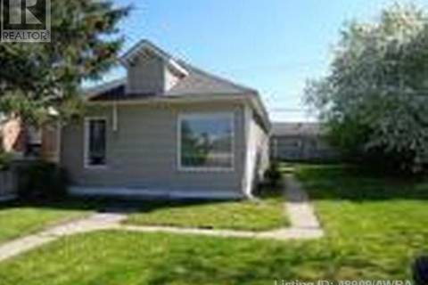 House for sale at 715 50 St Edson Alberta - MLS: 48909