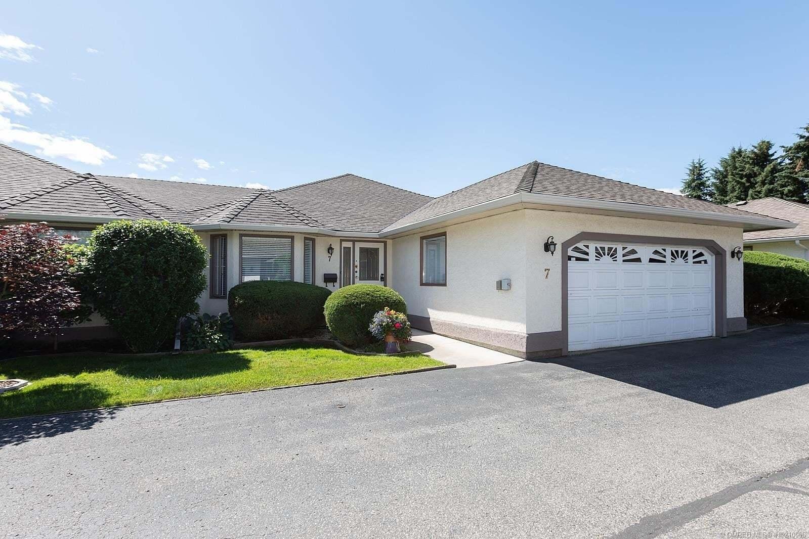 Townhouse for sale at 715 Barrera Rd Kelowna British Columbia - MLS: 10210066