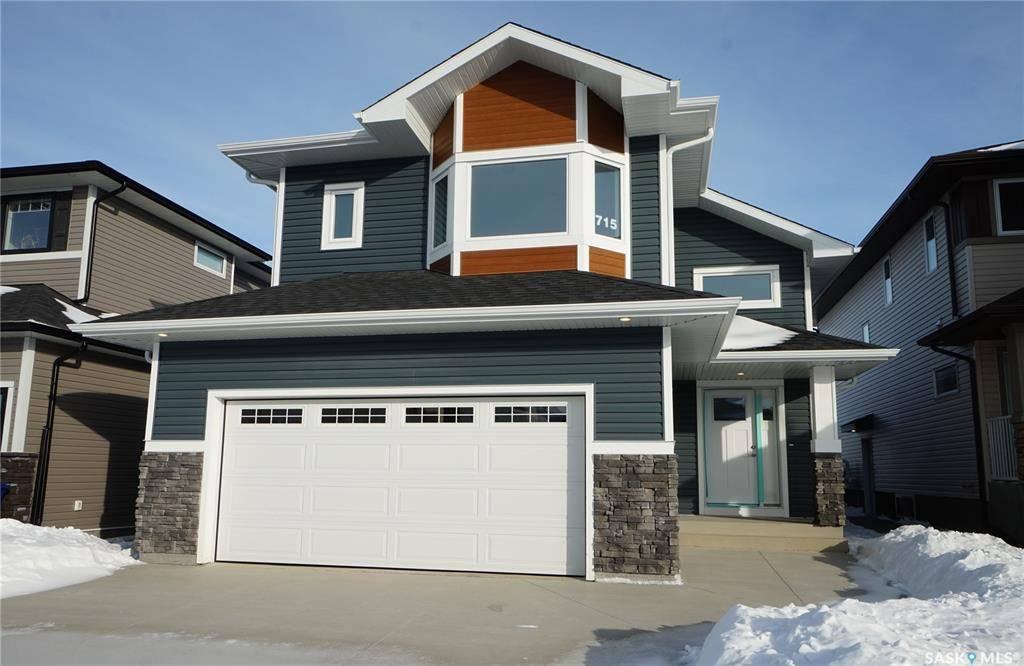 House for sale at 715 Bolstad Turn Saskatoon Saskatchewan - MLS: SK783616