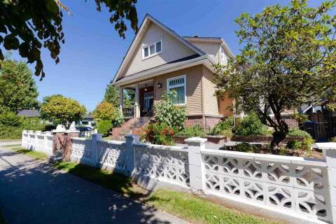 House for sale at 715 Fourth St New Westminster British Columbia - MLS: R2492416