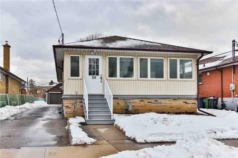 House for sale at 715 Markham Rd Toronto Ontario - MLS: E4696415