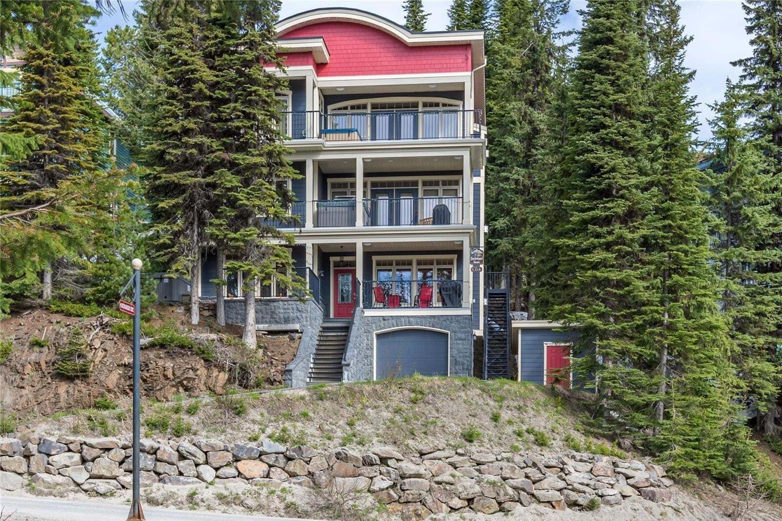 House for sale at 715 Monashee Rd Silver Star British Columbia - MLS: 10213225