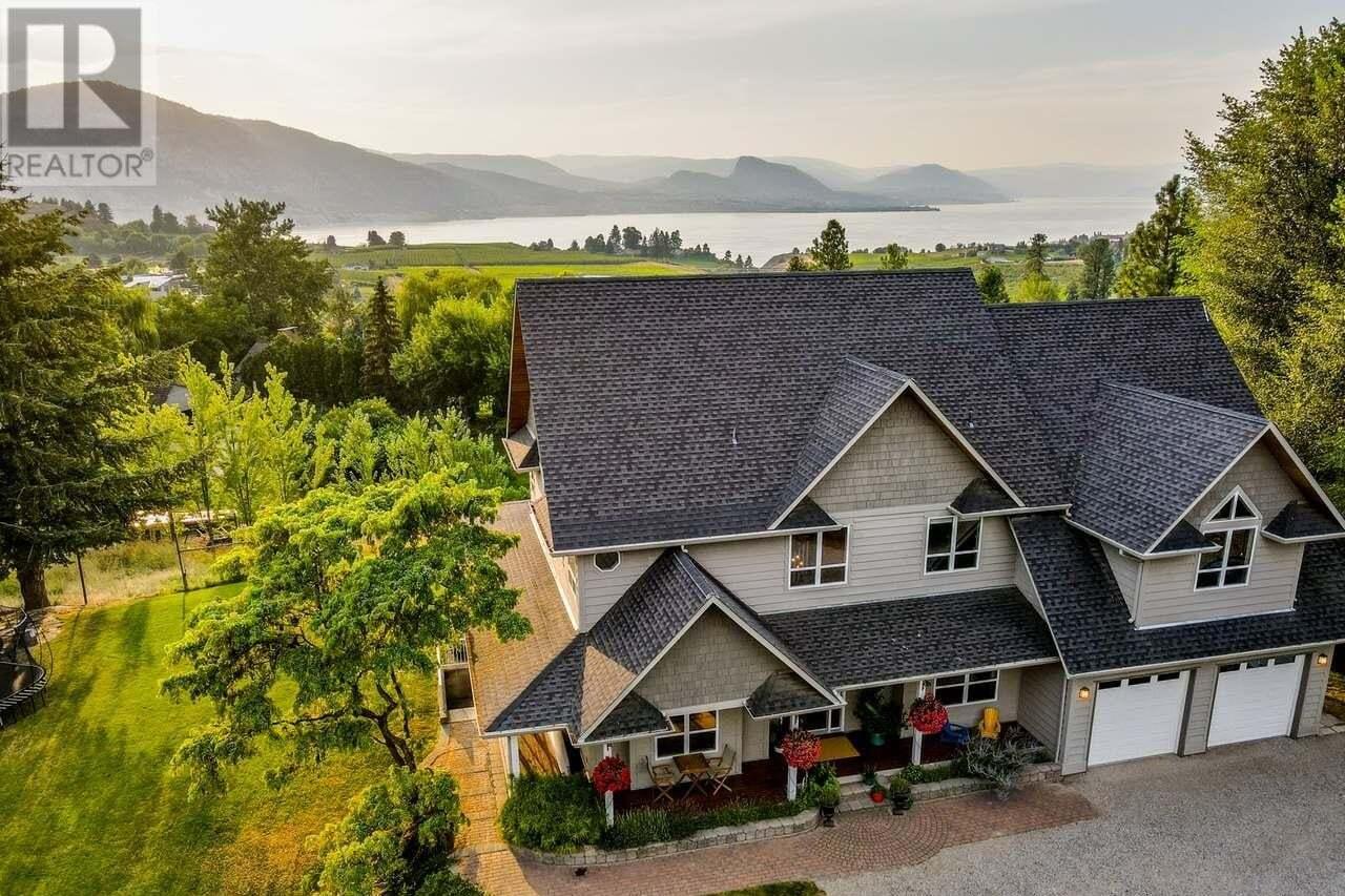 House for sale at 715 Naramata Rd Naramata British Columbia - MLS: 185109