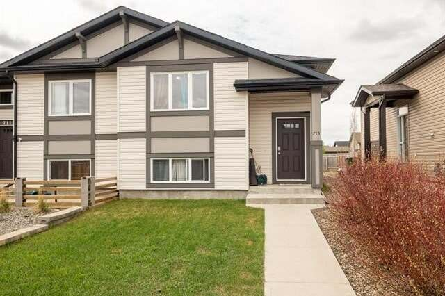 Townhouse for sale at 715 Sunset Pl Coaldale Alberta - MLS: LD0193178