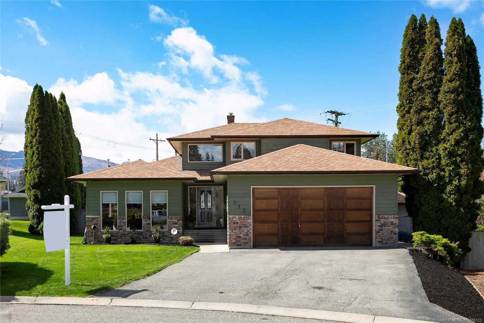 House for sale at 715 Tozer Ct Kelowna British Columbia - MLS: 10186123