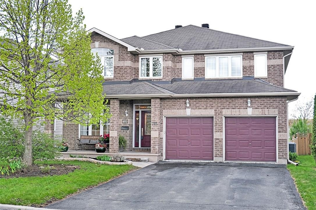 Removed: 715 Vermillion Drive, Ottawa, ON - Removed on 2019-06-01 06:51:23